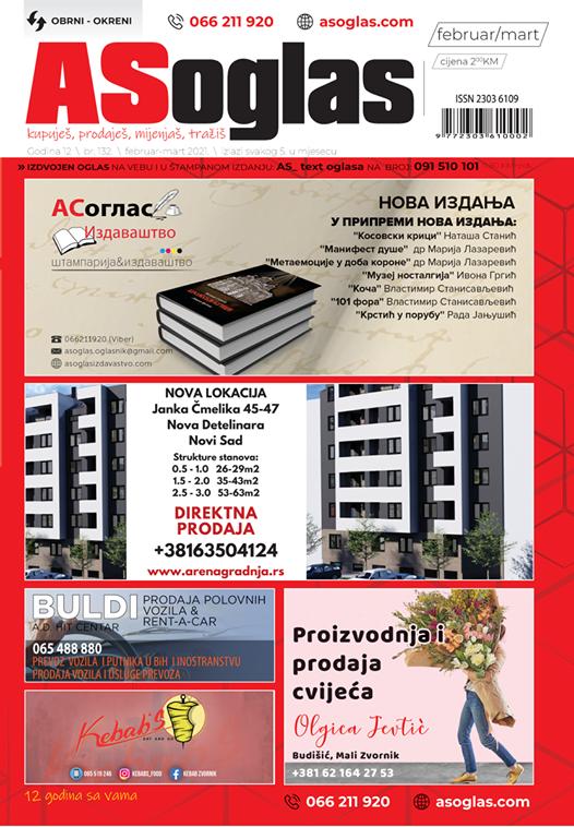 ASoglas Magazin decembarsko izdanje